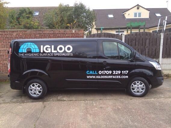Igloo Van