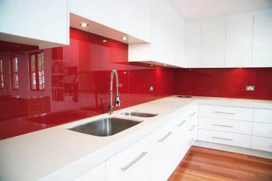 kitchen wall panels and splashbacks igloo surfaces. Black Bedroom Furniture Sets. Home Design Ideas