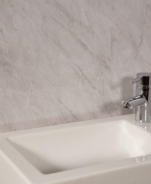 Grey Marble Sink