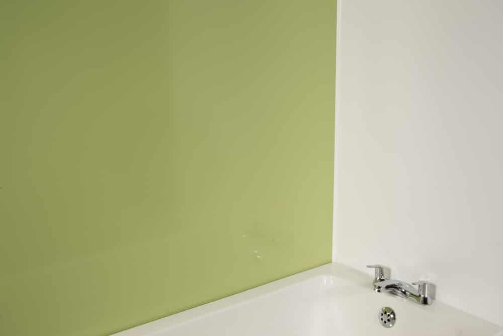 striking green wall panel  igloo surfaces