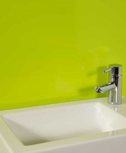 Striking Lime Sink