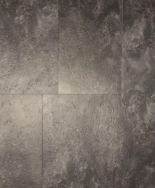 Simplex Noir Slate Vinyl Flooring