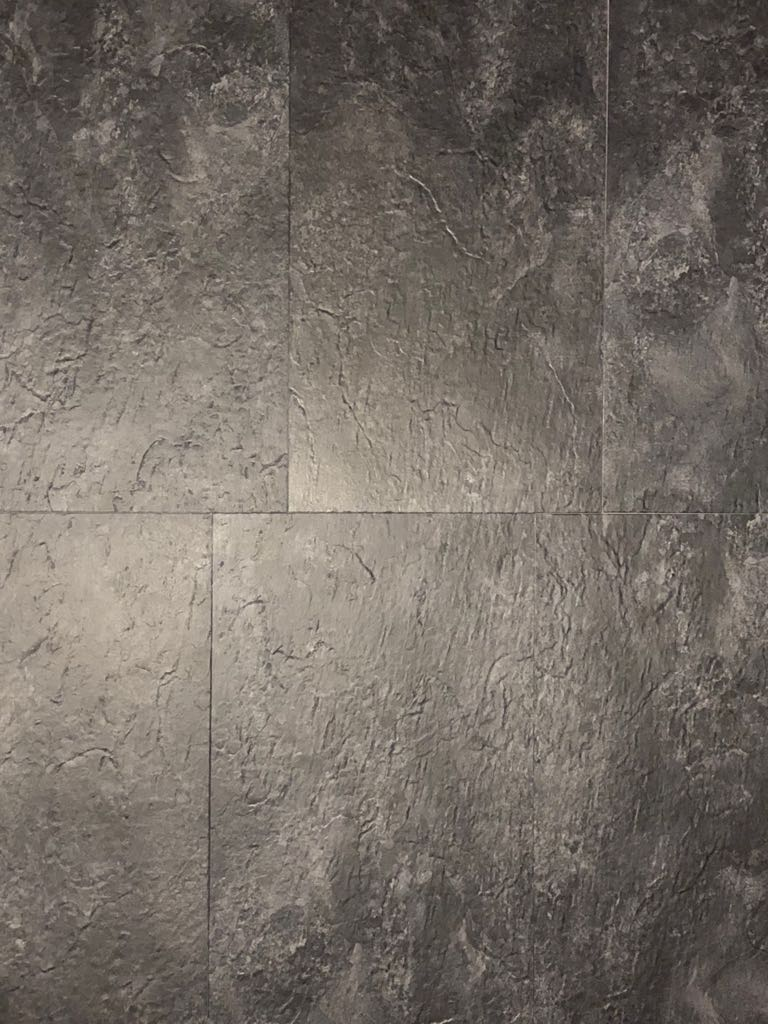 Black Slate Vinyl Flooring Igloo Surfaces