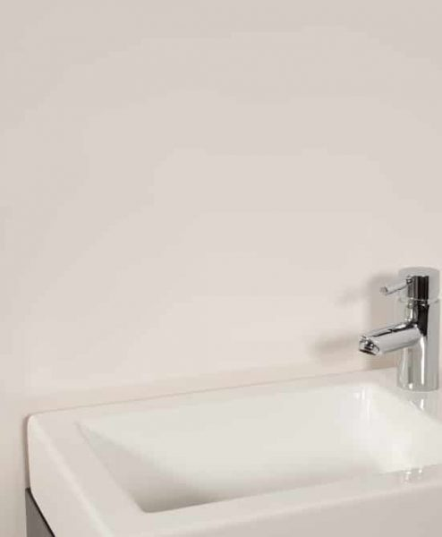 Subtle Linen Sink