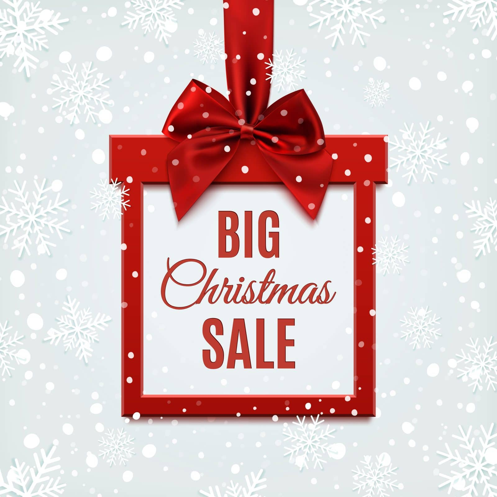 Big Christmas Sale Now On