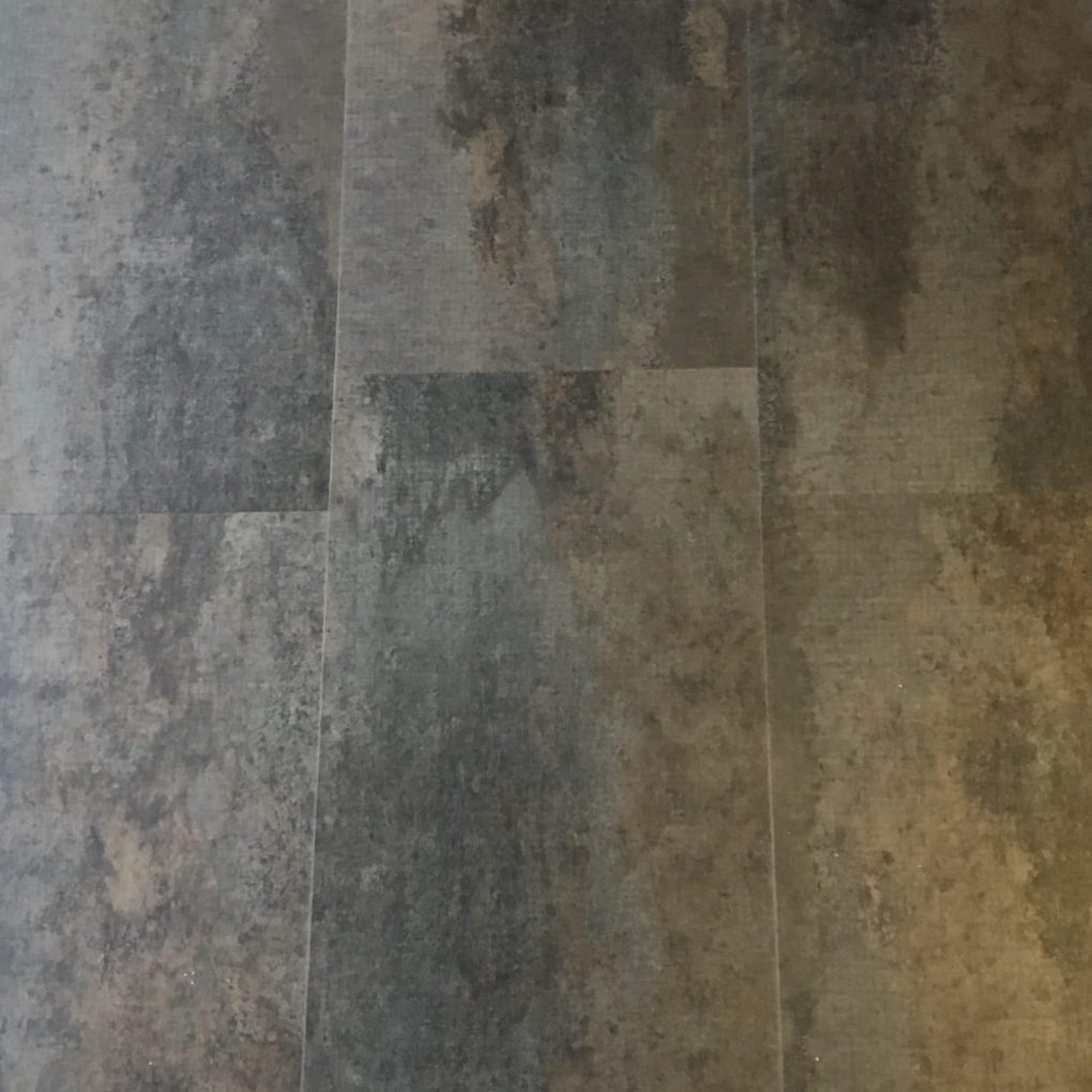 Simplex Copper Slate Vinyl Flooring