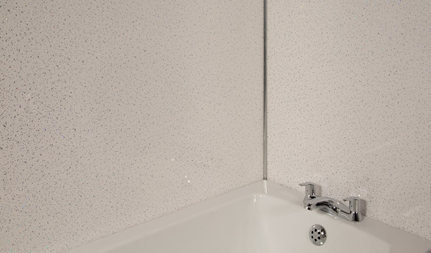 Attractive Alternatives To Tiles In The Bathroom Igloo Surfaces - Alternative to tiles in shower cubicle