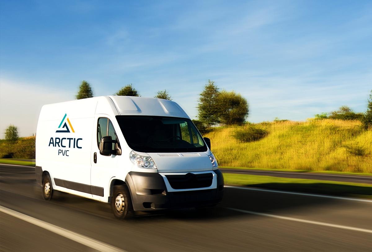 Arctic-PVC-Delivery