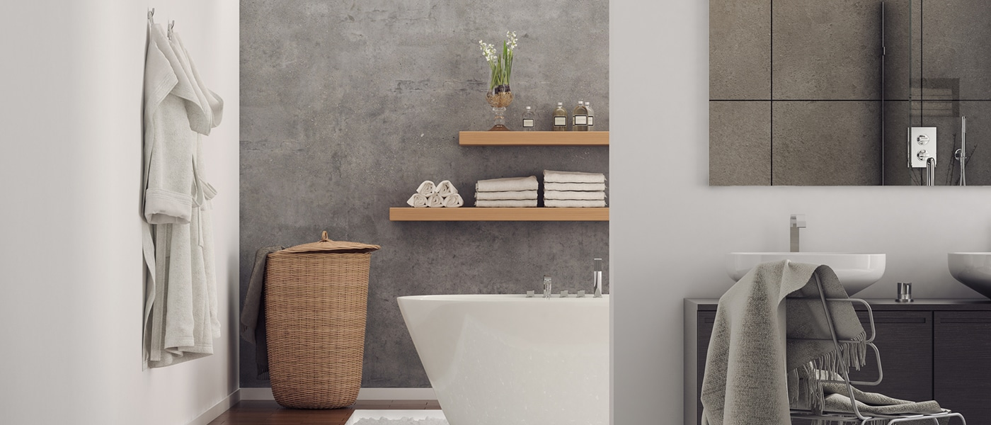 The Biggest Bathroom Trends of 2018 So Far | Igloo Surfaces