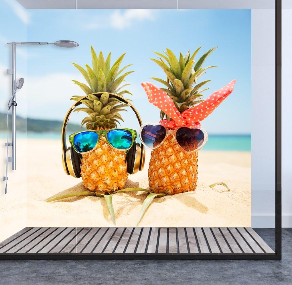 Pineapple Shower Panel