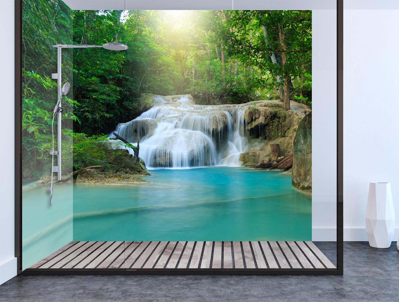 Waterfall Shower Panel