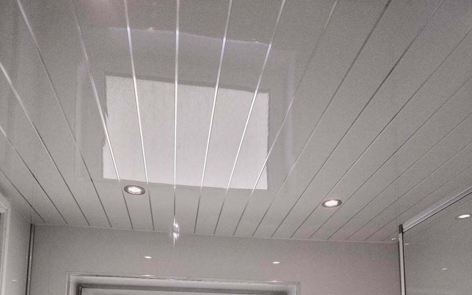 The Best Bathroom Ceiling Material Options